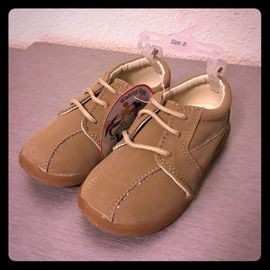 Other - NWT Suede Toddler Shoes